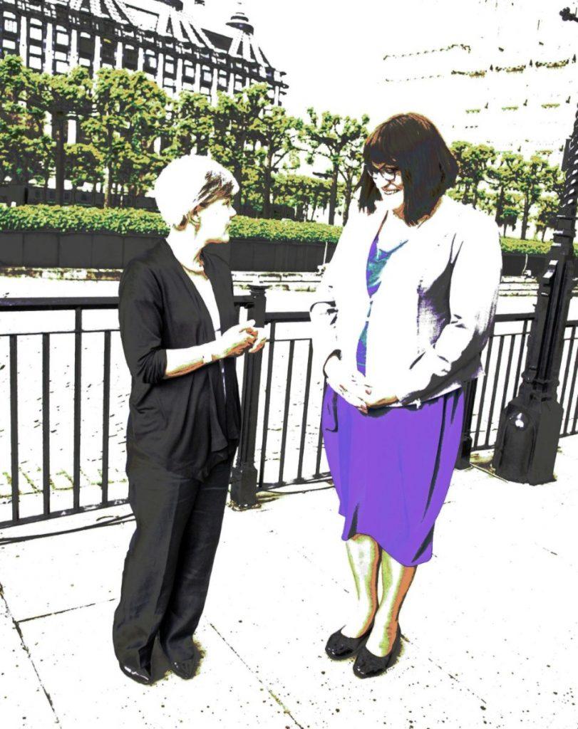 Kate Green meets Anna Grodzka