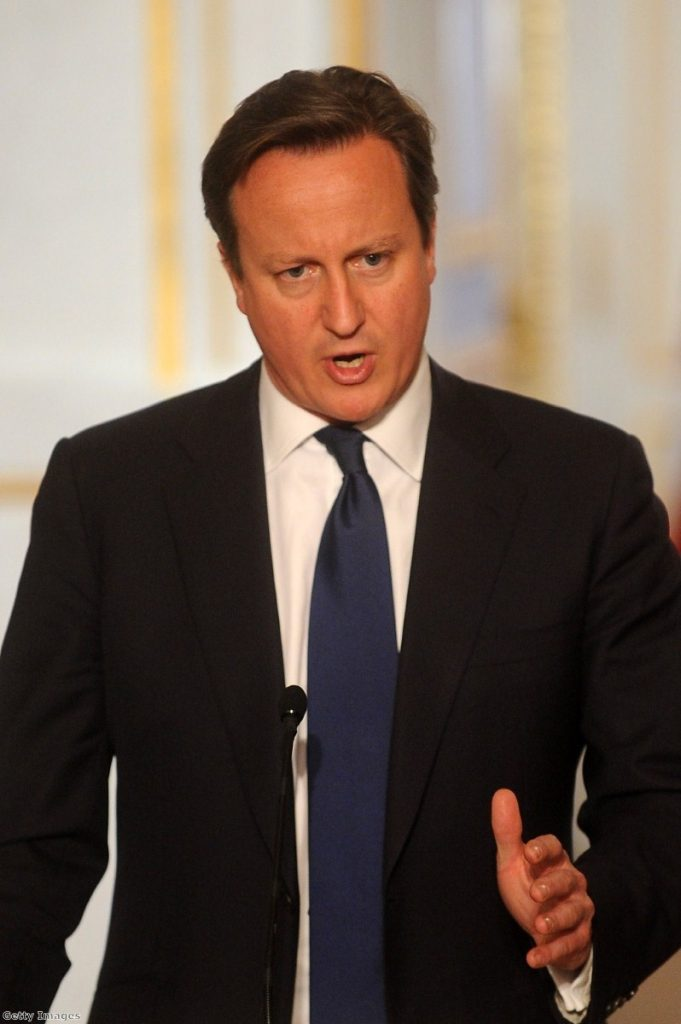 Complascent? Cameron's analysis only goes as far as extremism - not the causes of extremism