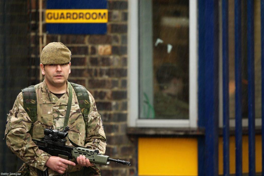 Terror returns to London's streets
