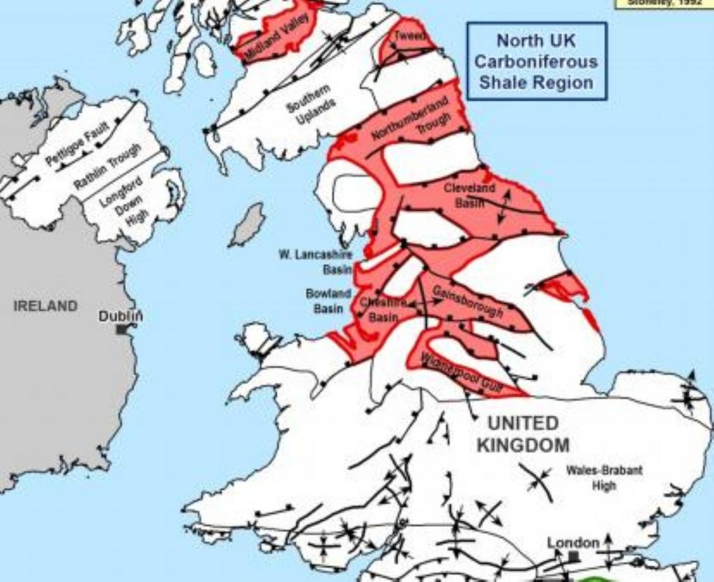 Shale gas potential: Much more than just 'desolate' areas of the north-east