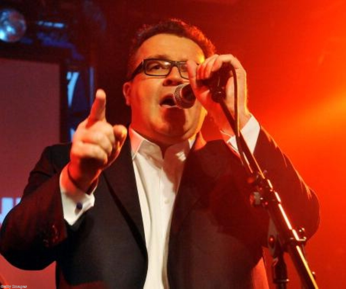 """Tom Watson: """"Be that great Labour leader that you can be, but try to have a real life too."""""""
