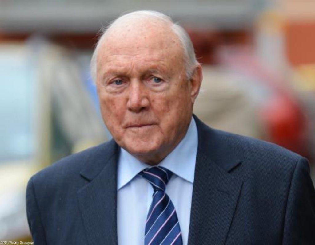 "Stuart Hall's original 15-month sentence was ""unduly lenient"", Lord Judge found"