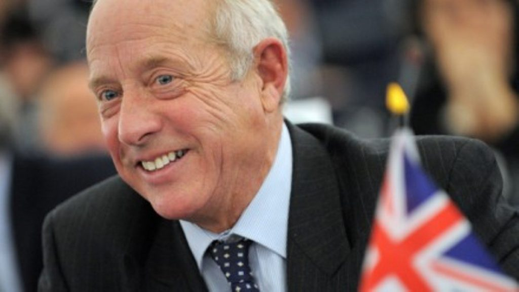 Godfrey Bloom: 'What we are dealing with is a massive global Enron style accounting scam'