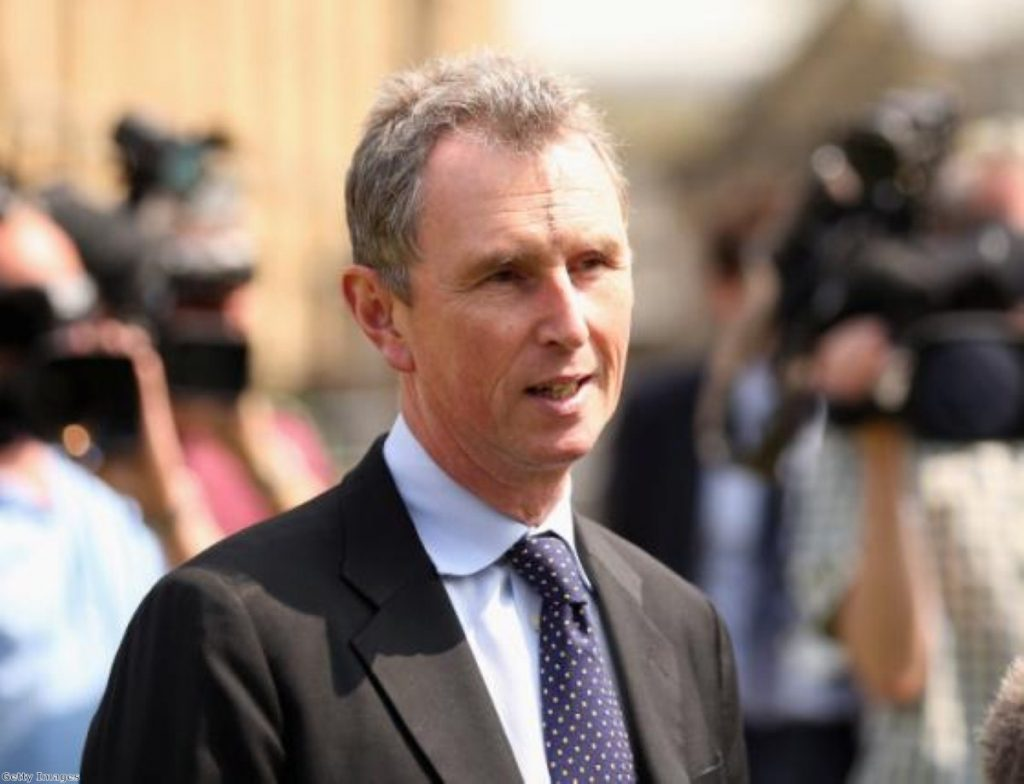 Nigel Evans' exit from the deputy Speaker job left MPs uncertain how to react