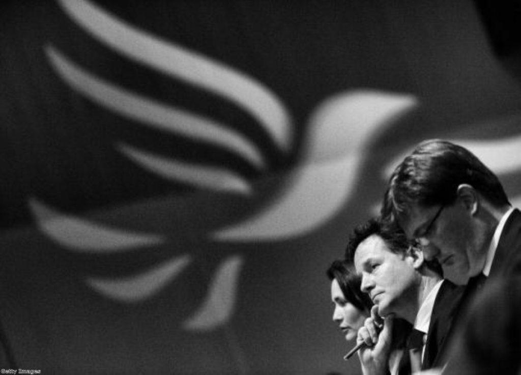 Top ten political gaffes of 2013:  2 - A Lib Dem 'press officer'
