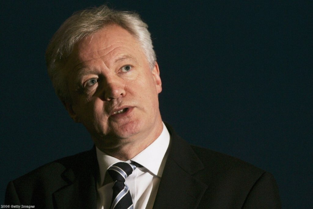 """David Davis: """"what a pleasure it is to be called lah-dih-dah by an Old Etonian"""""""