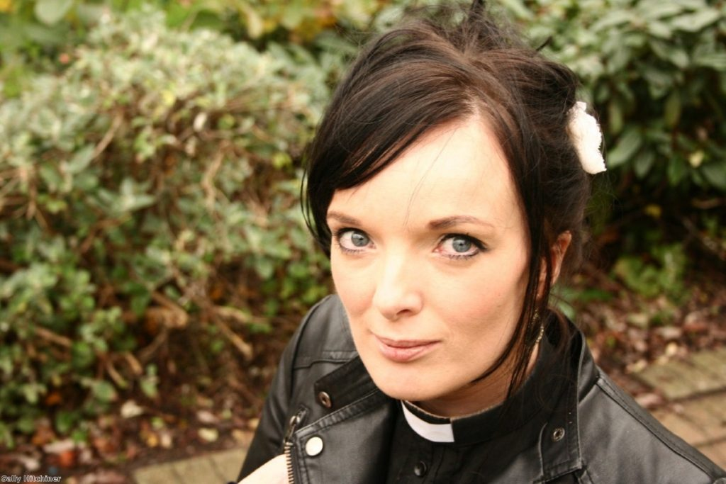 """Sally Hitchiner: """"Until we have women bishops, women in the UK do not have full political emancipation."""""""