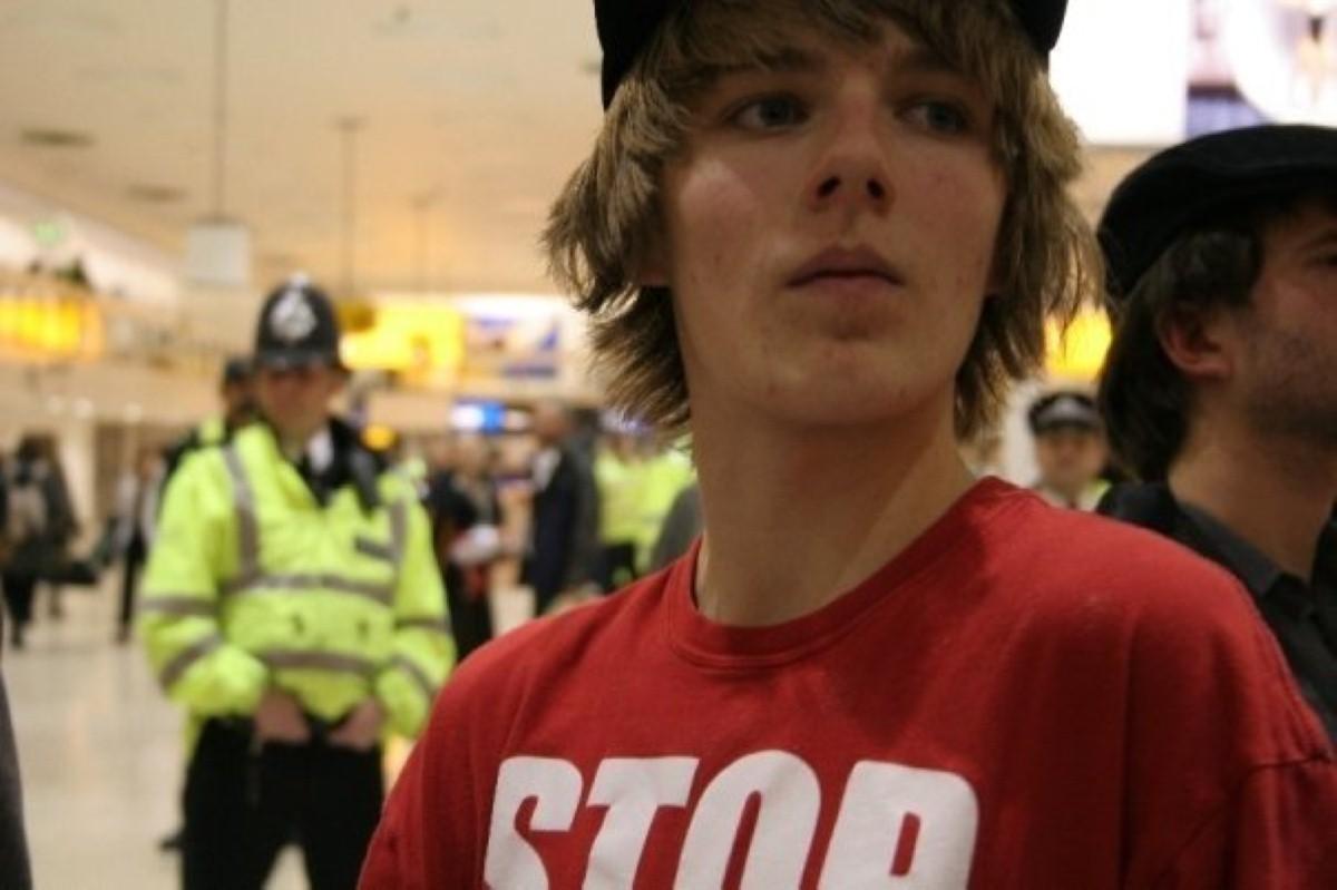 Joseph Blake: 'A mini-revolution is happening on the streets of London'