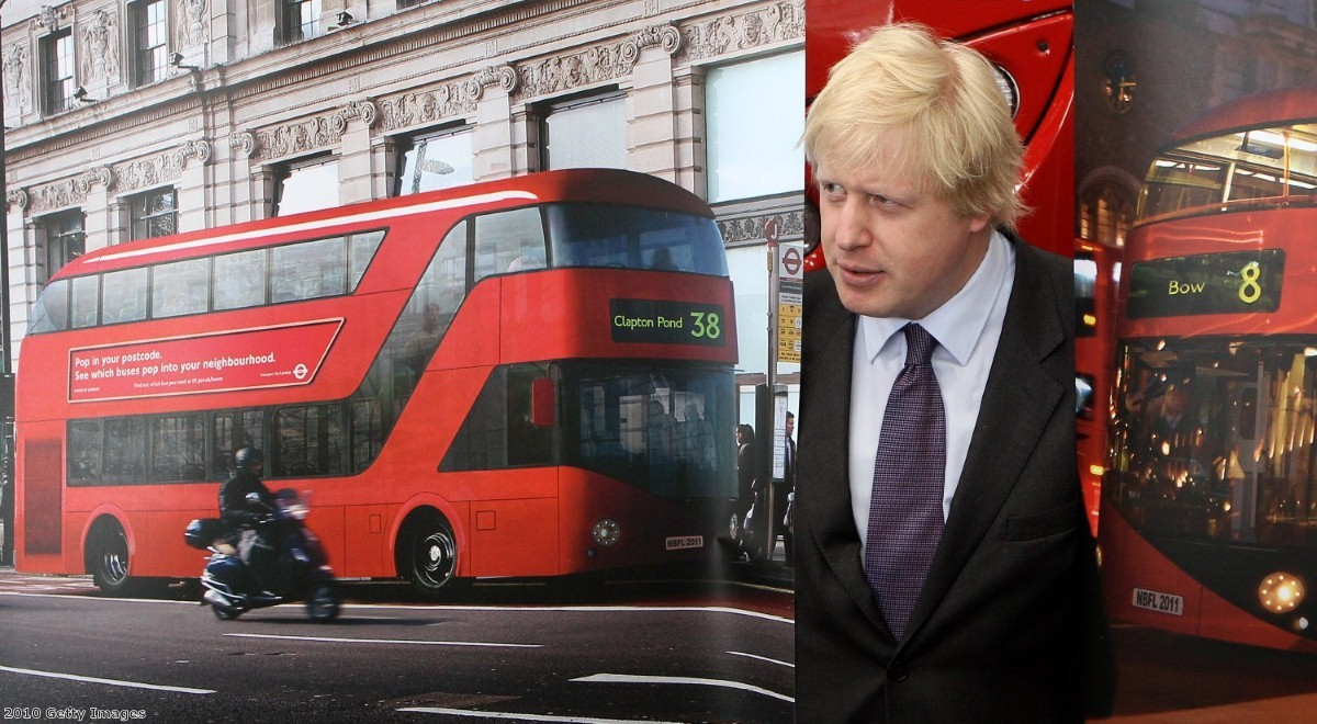 Serious braking issues discovered with Boris' flagship buses