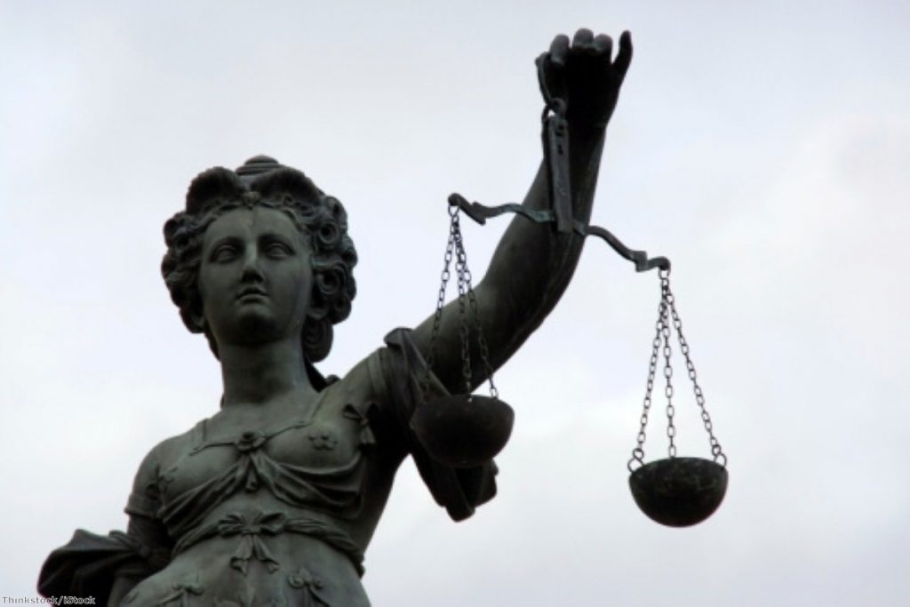 Lady justice? Grayling's reform would have ended equality under the law