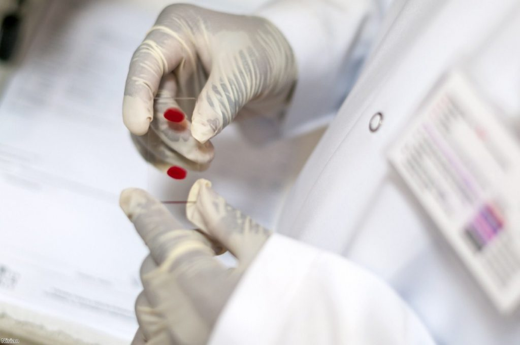 Blood test: The bill would allow experimental medicines to be used on patients