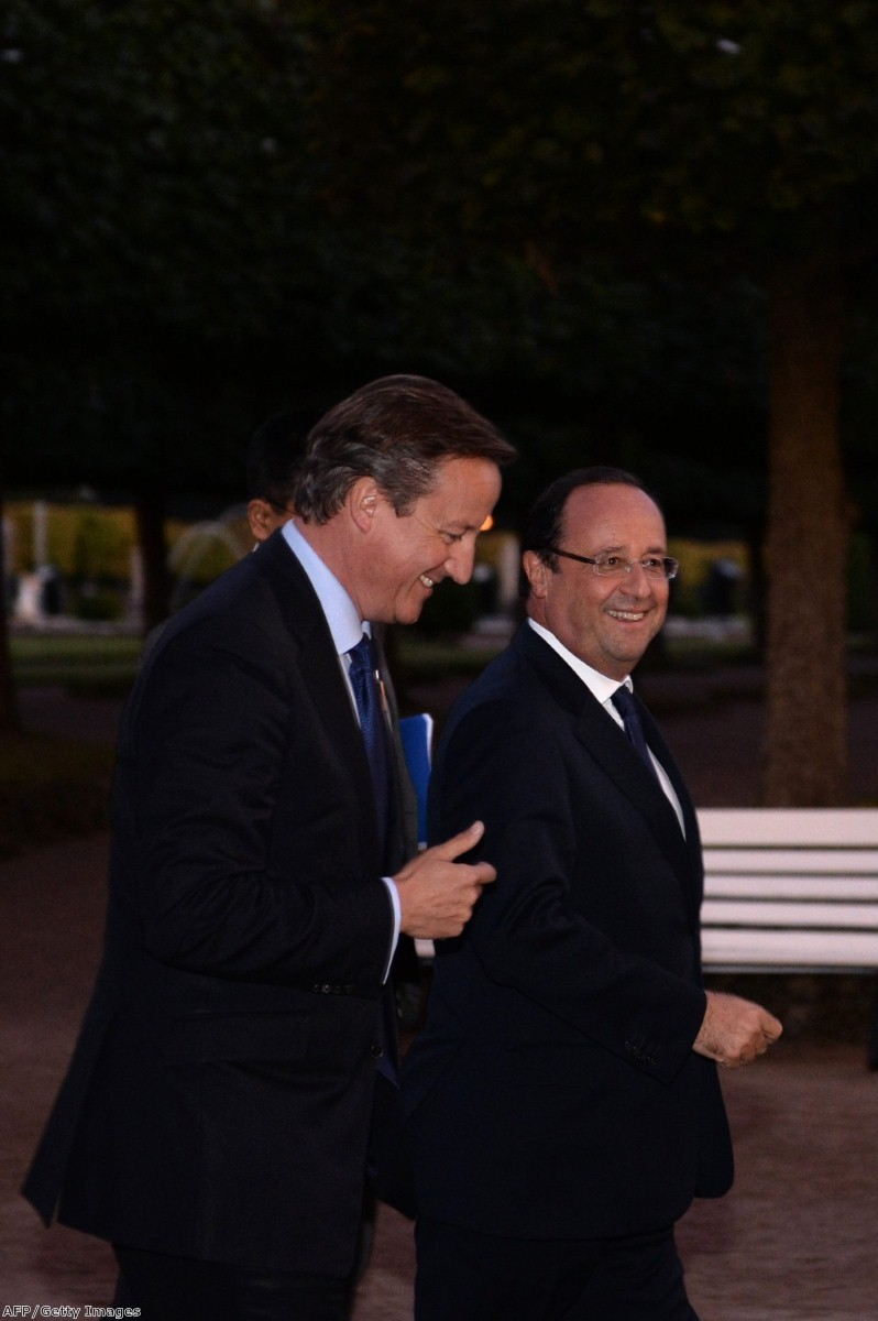 Military cooperation: France and Britain press ahead with plans for predator drones