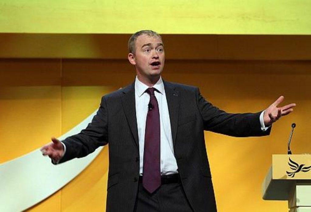 Tim Farron breaks ranks on bedroom tax