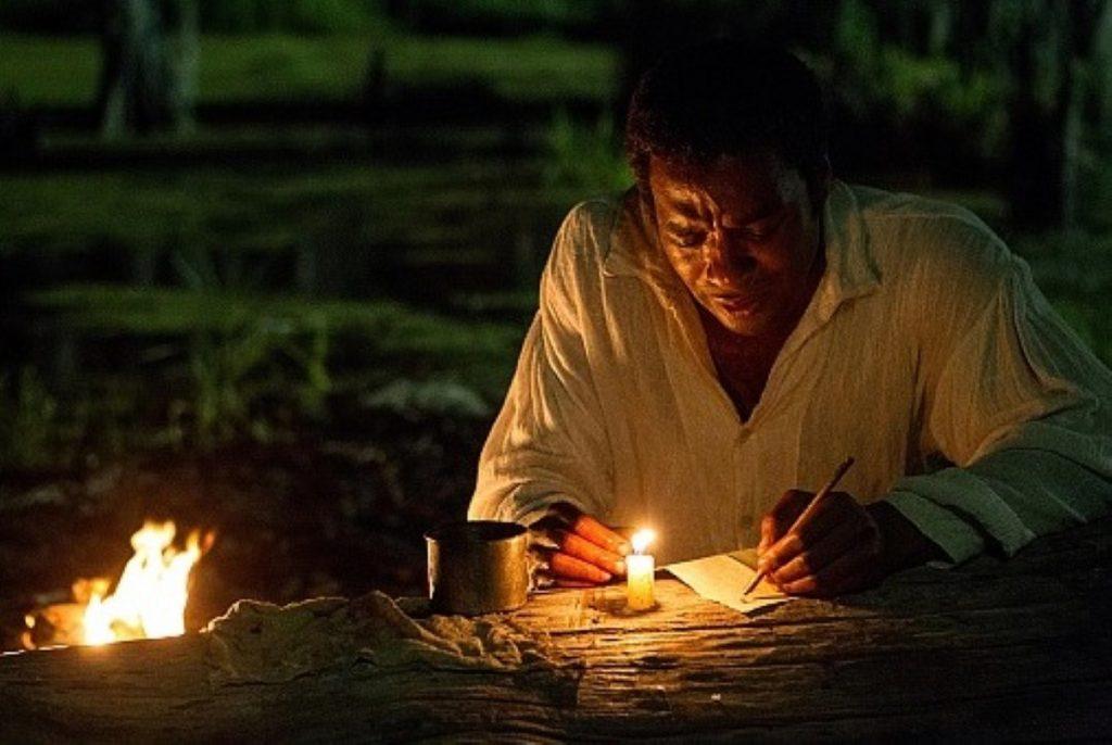 Chiwetel Ejiofor stars in Steve McQueen's Bafta-winning film 12 Years A Slave