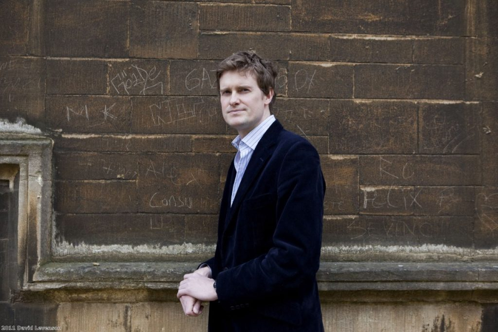 Tristram Hunt: Back of the class