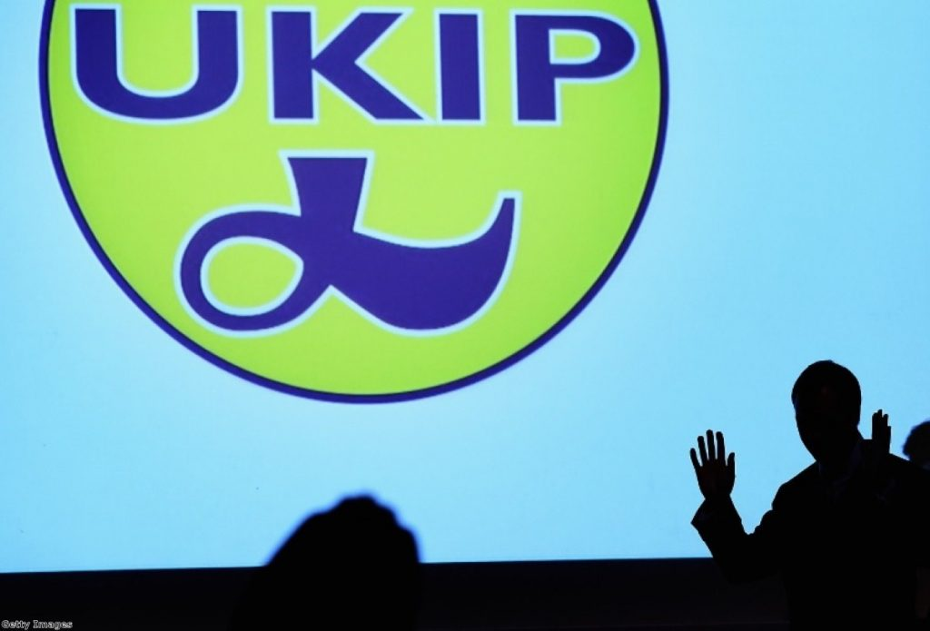 Ukip's humour leaves something to be desired