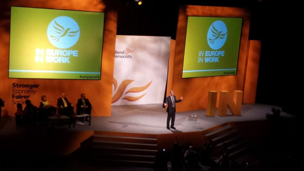 Lib Dem spring conference: For the die hards