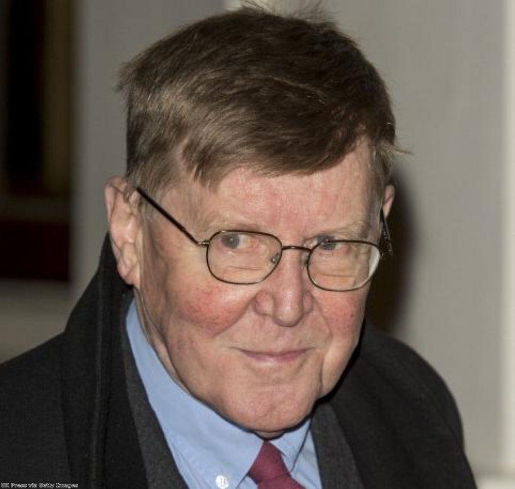 Alan Bennett is set to intervene in the prisoner books debate