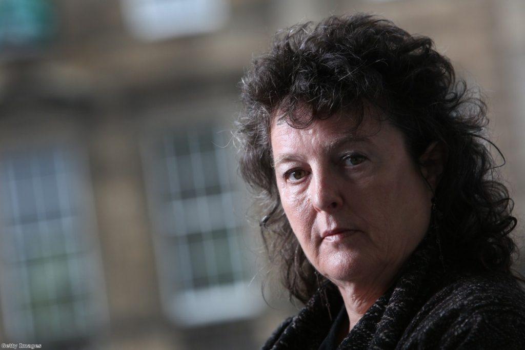 Carol Ann Duffy becomes a dame
