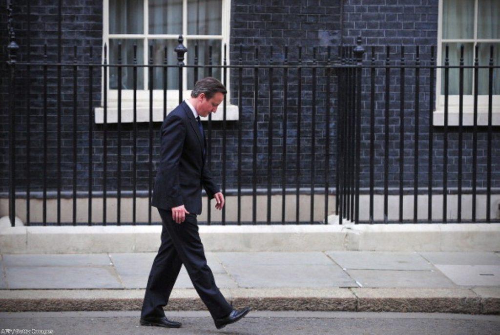 Has David Cameron lost his way?