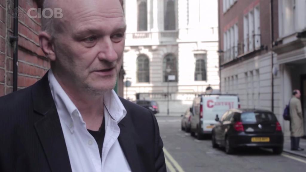 Video explaining the Chartered Institute of Building's Ambassador programme