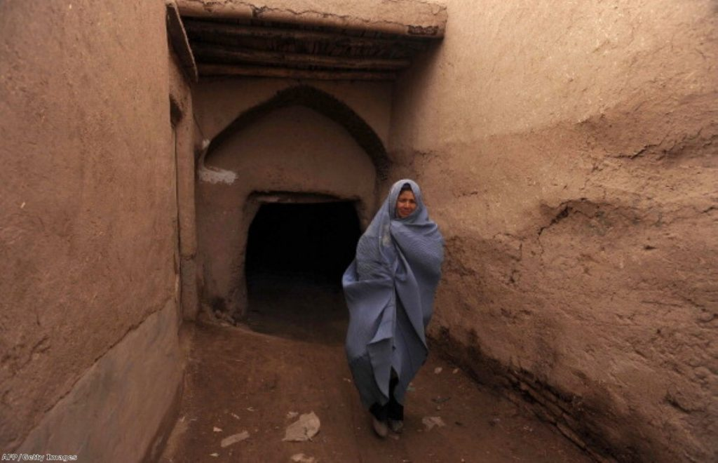 Manizha Naderi: Afghan women are counting on William Hague