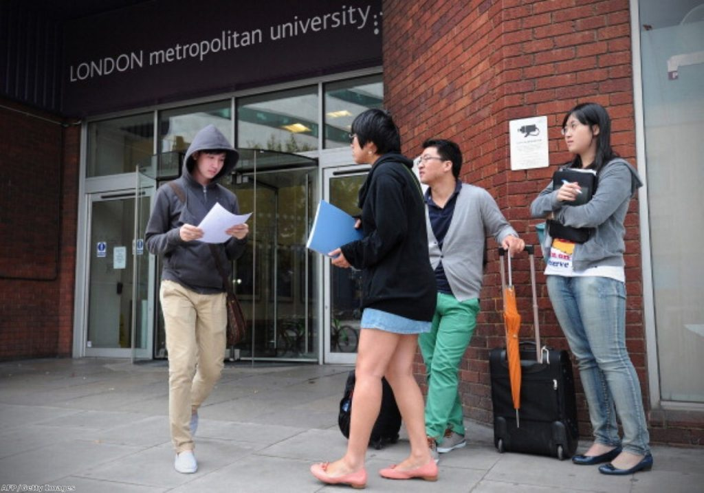 Migration cap has impacted on number of international students in the UK