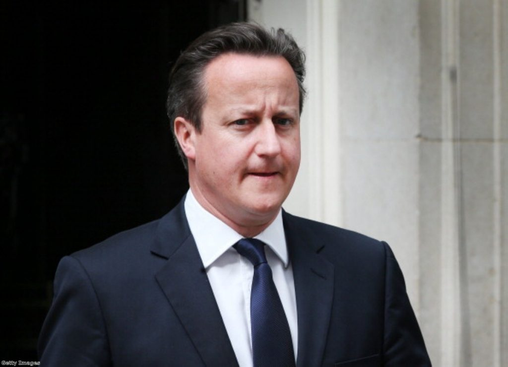 No reshuffle bounce for Cameron