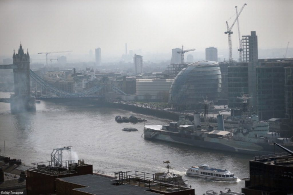 The battle for London's City Hall is about to begin