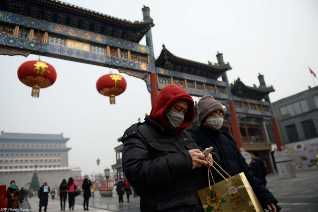 Pollution levels in Chinese cities might have something to do with their heightened awareness of environmental issues, too