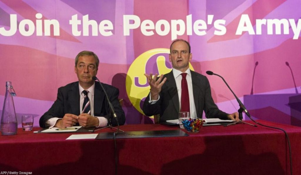 Douglas Carswell's defection is triggering a dramatic and unexpected by-election