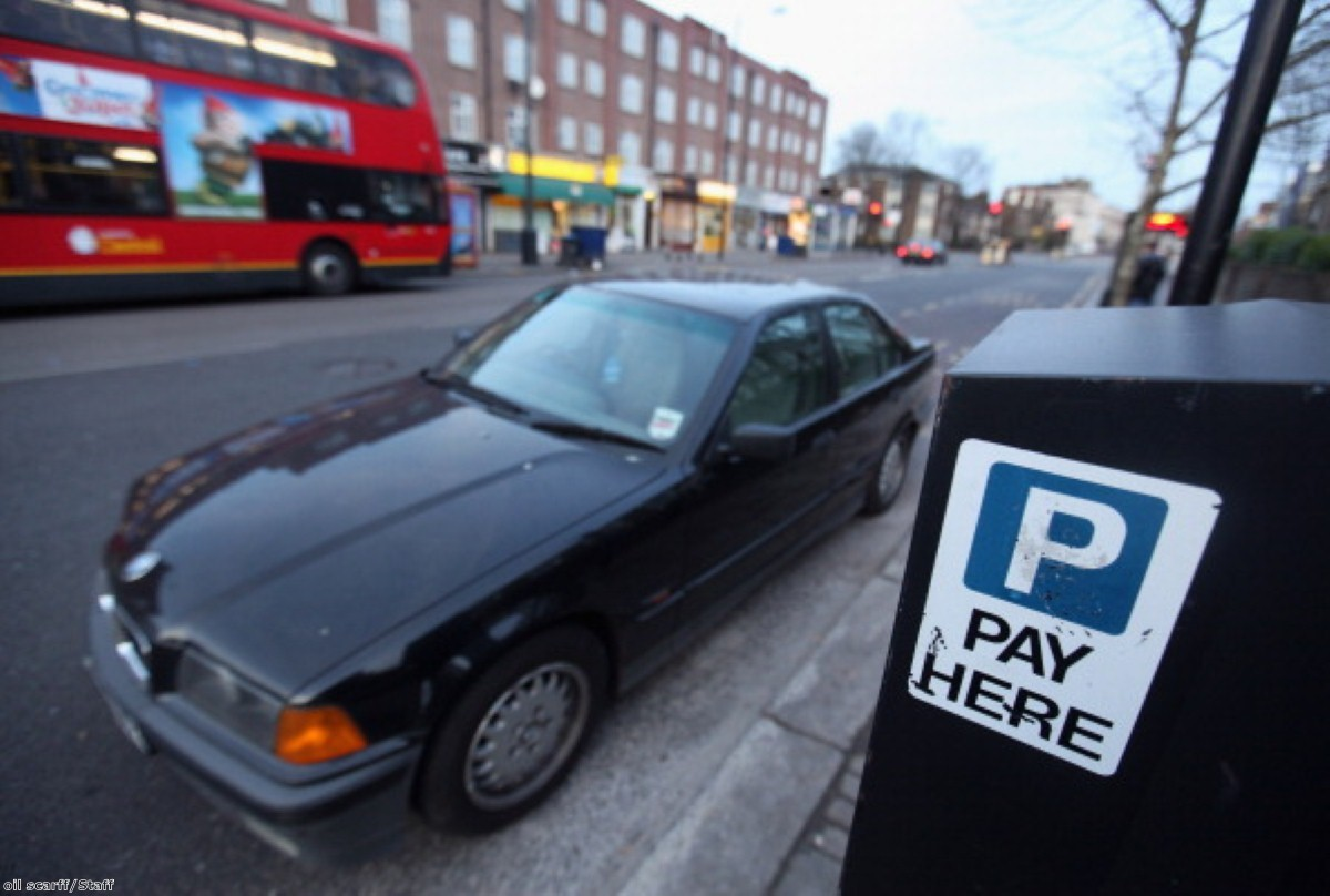 TfL claim fines were incurred while conducting important work