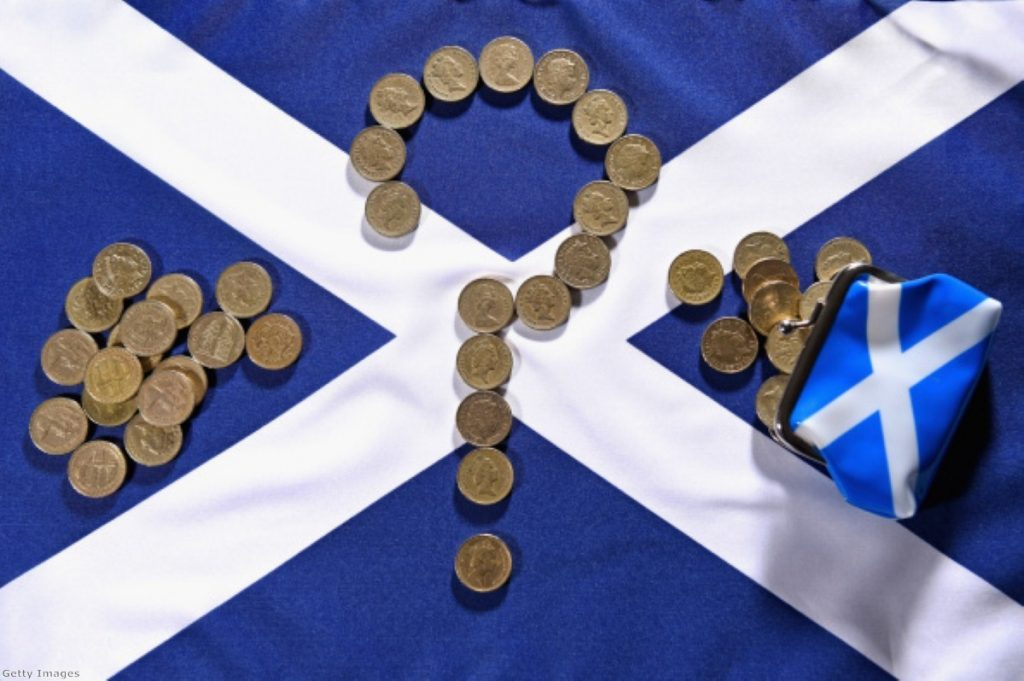 Place your bets: Independence referendum is big business for political betters.
