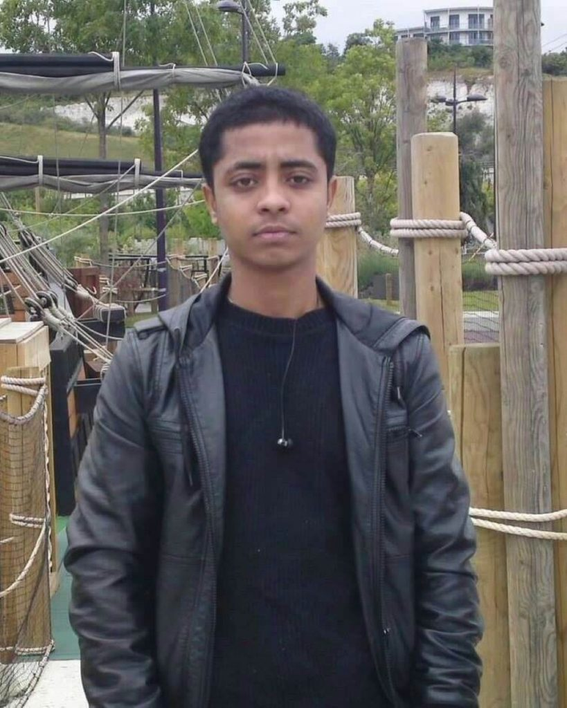 Rubel Ahmed, who died at Morton Hall earlier this month