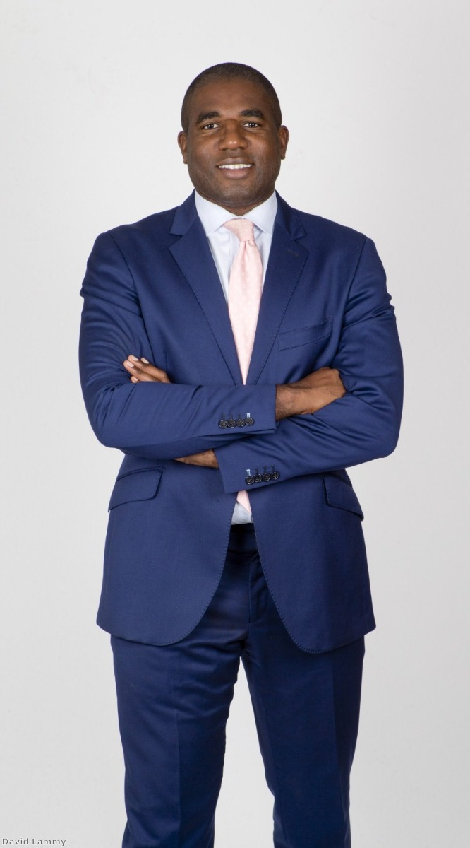 David Lammy: A new look for London