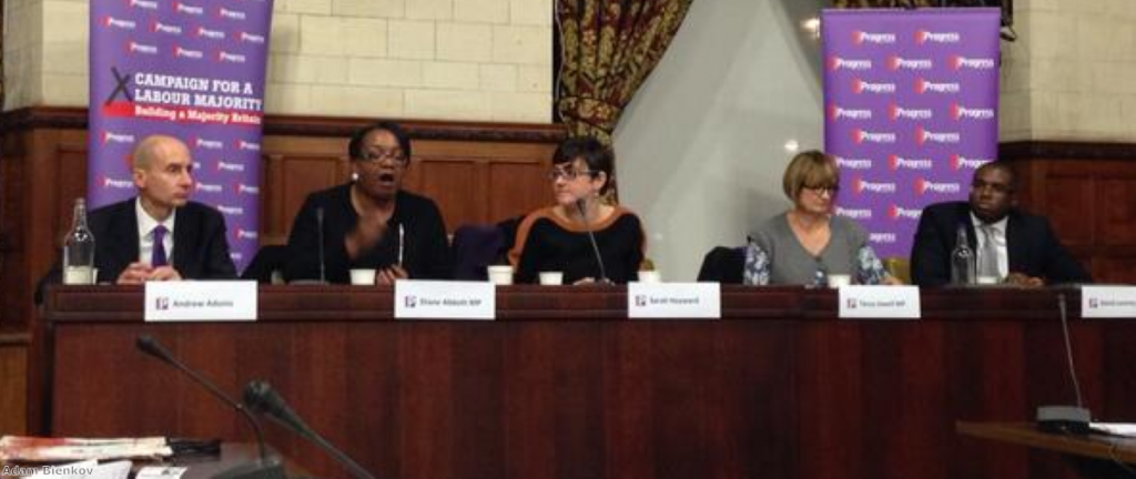 Leading Labour prospective candidates for London mayor debating in parliament last year.