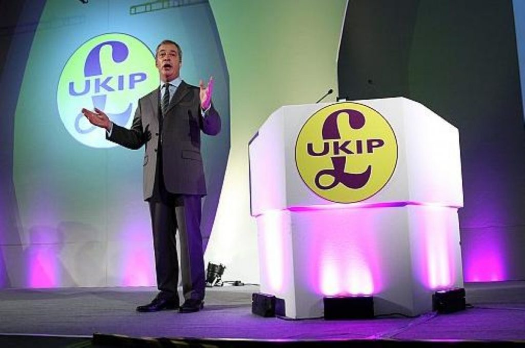 Farage: Under threat but remains dominant figure in Ukip