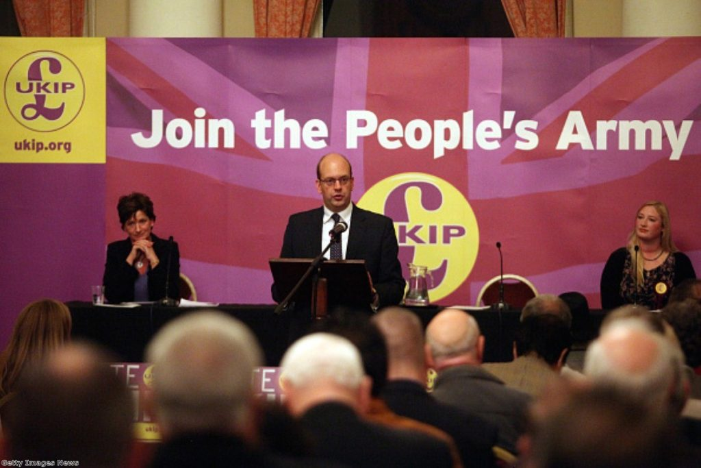 """Mark Reckless: Migrants should stay for a """"fixed period"""""""