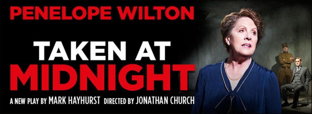 Taken at Midnight starring Penelope Wilton