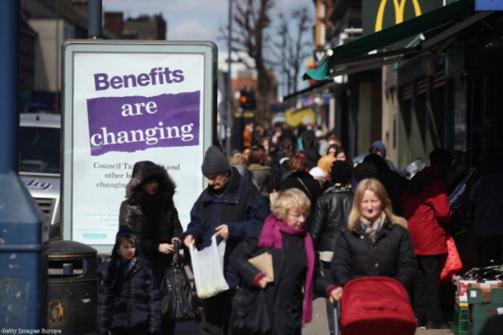 Dawn Foster: Labour are pushing urban myths on welfare