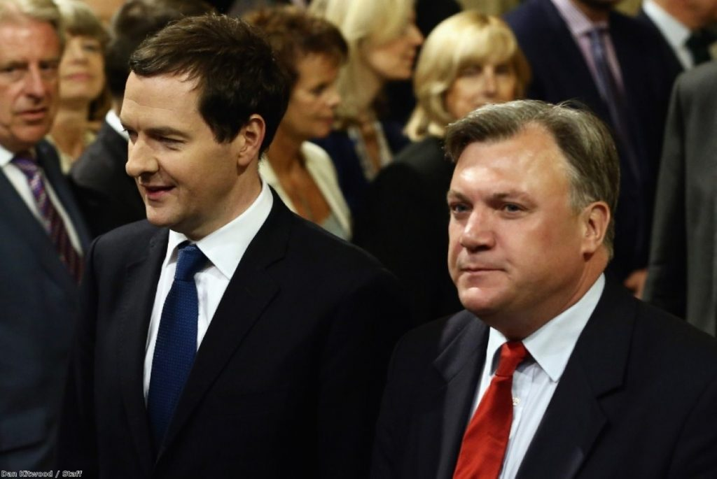 George Osborne and Ed Balls: Who's the better speaker?