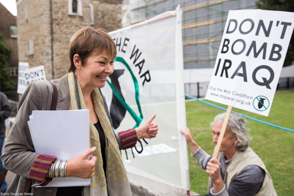 Caroline Lucas set to hold onto her seat against Labour.