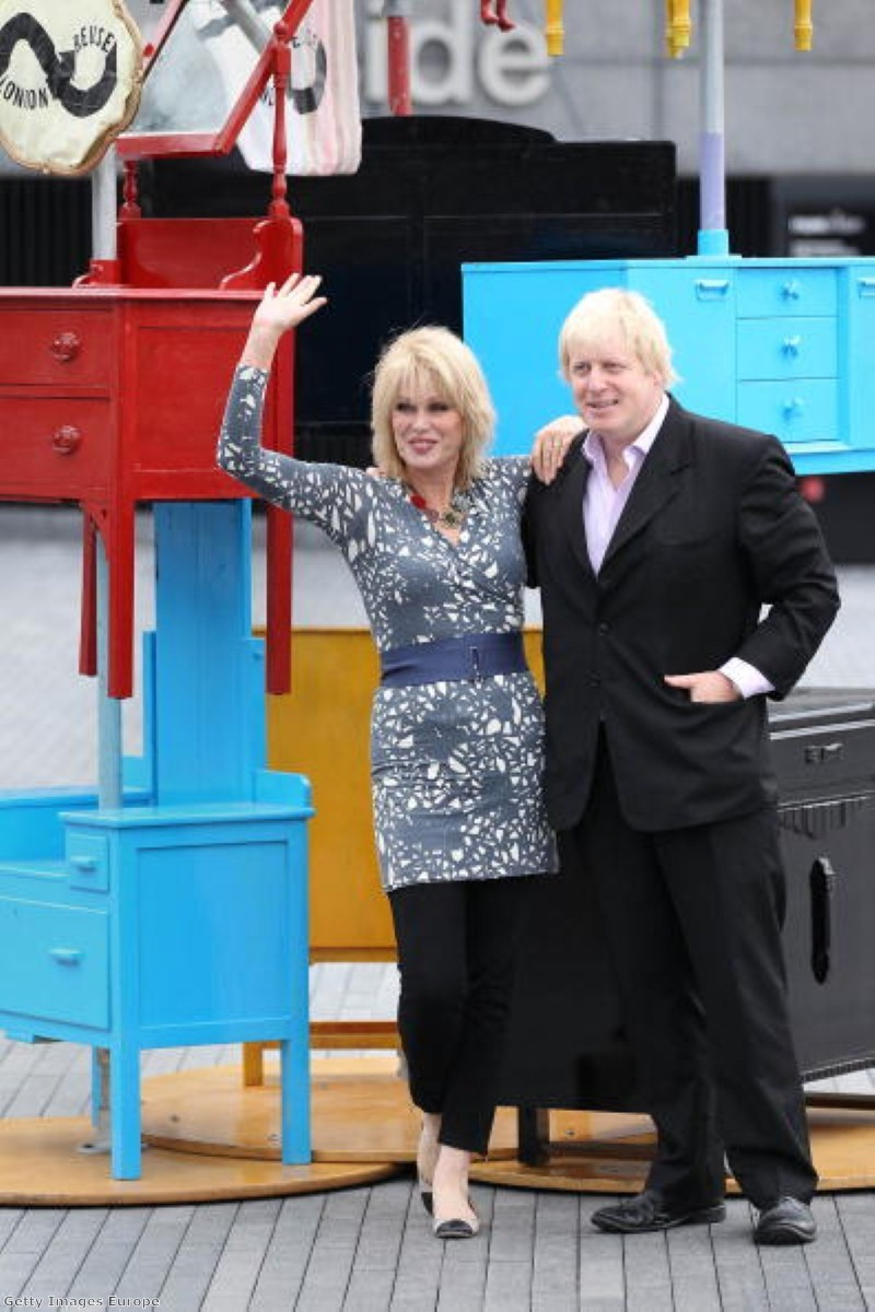 Joanna Lumley has very effectively secured political support for the scheme