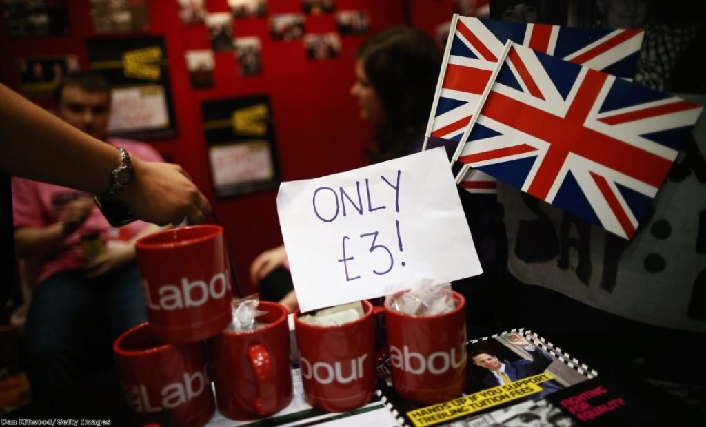 Labour hasn't done enough to even compete with the Tories on money in 2015