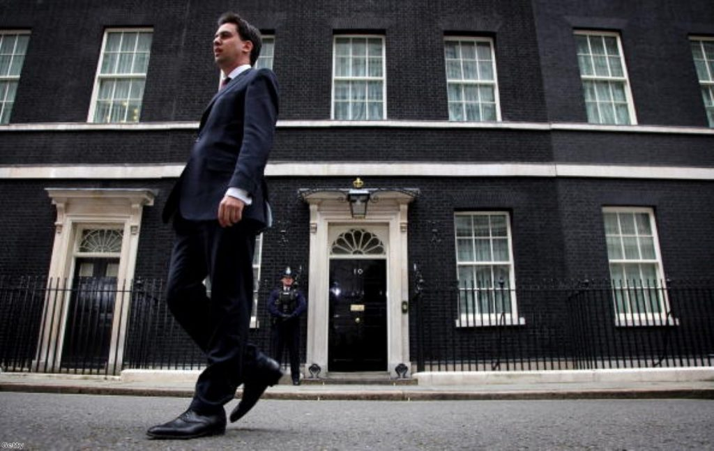 Could Ed Miliband attempt to govern alone?