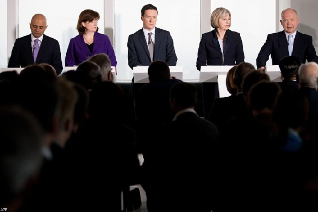 The Tories' coordinated attacks on Labour are not shifting the polls
