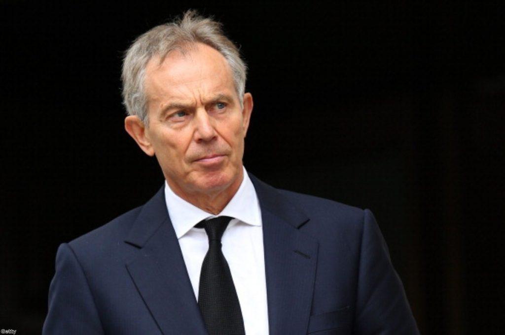 Tony Blair: Voter kryptonite?