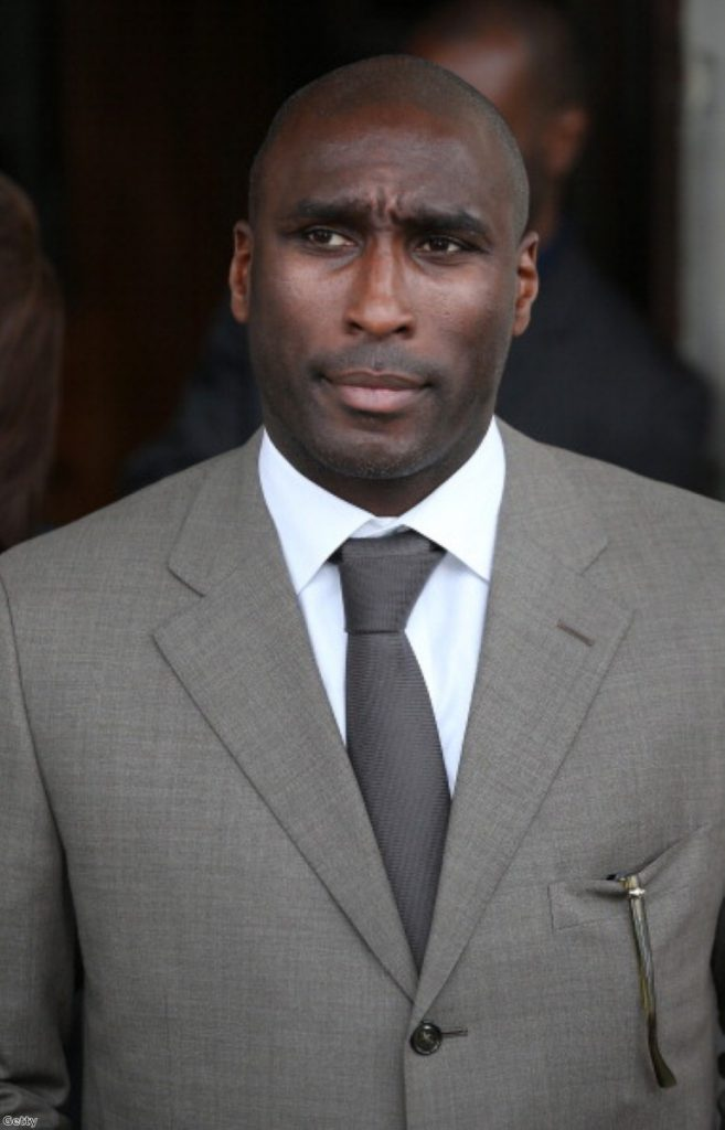 """Sol Campbell: """"In it to win it"""""""