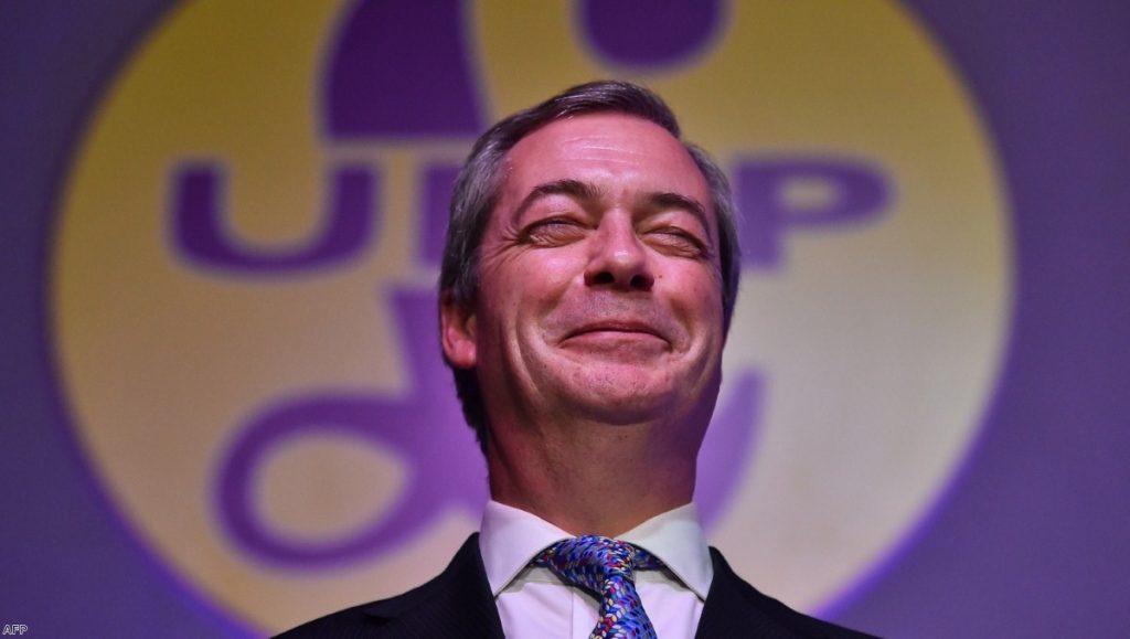 Sitting pretty: No-one asks abut a Tory-Ukip pact