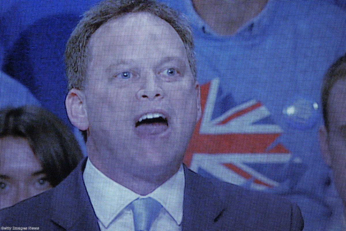 Shapps: Fighting off allegations over a second job while an MP